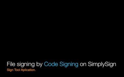 نحوه فعال کردن گواهینامه Code Signing در SimplySign