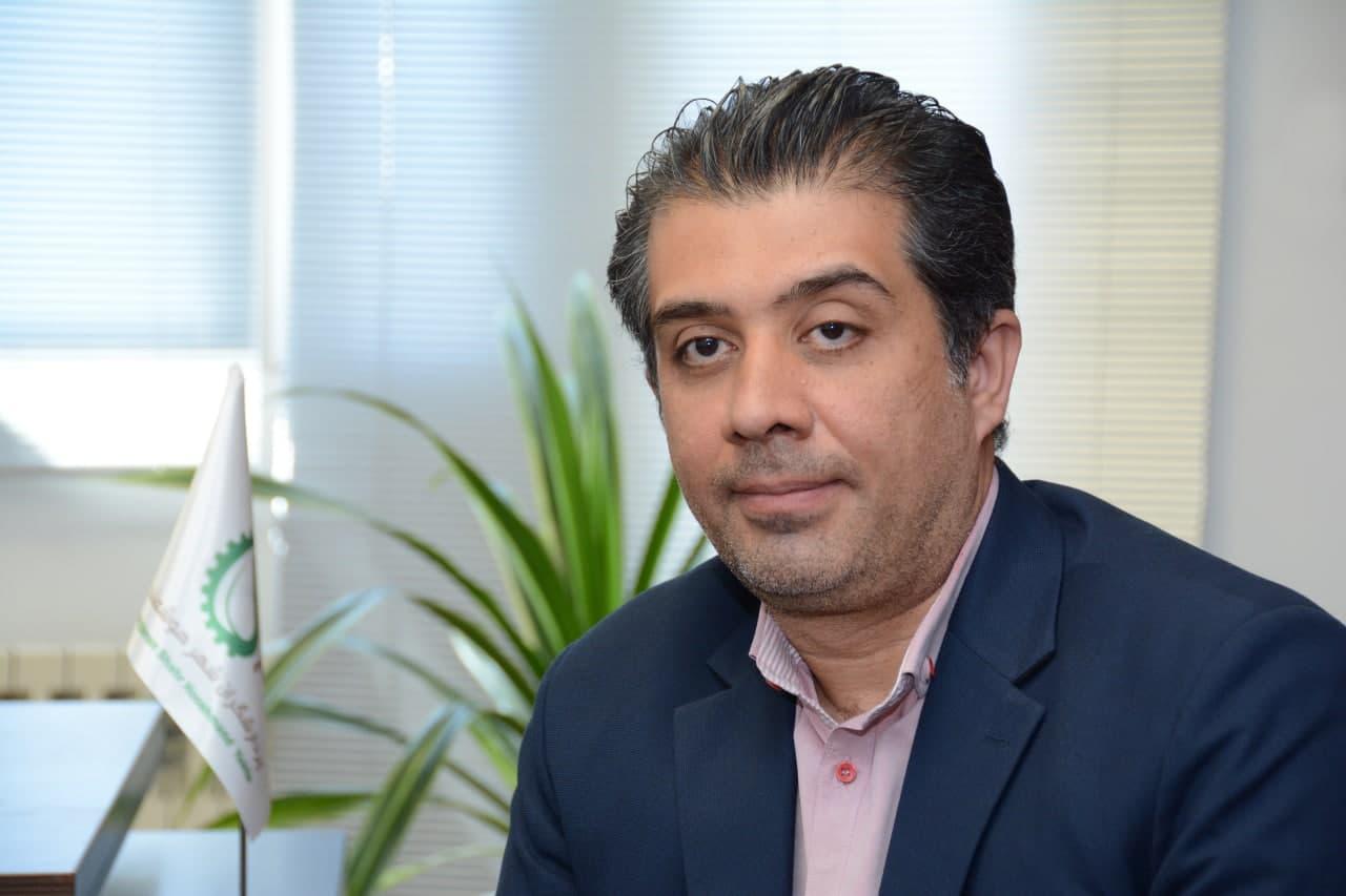 محمدرضا نراقی، نایب رئیس هیأت مدیره شرکت پردازشگران شهر هوشمند یکتا